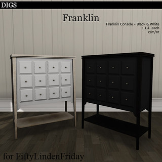 DIGS - Franklin Console FLF