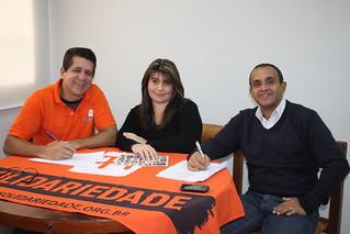 Direção estadual do Solidariedade-SP recebe Márcia Barros