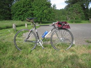 Reeder Road project bike