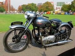 Triumph Thunderbird 650 1949