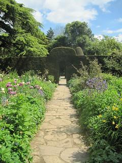 Path at Hidcote Manor Gardens