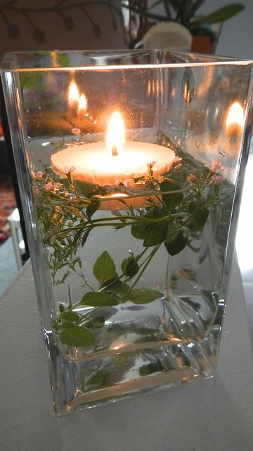 Floating Citronella Candles 17
