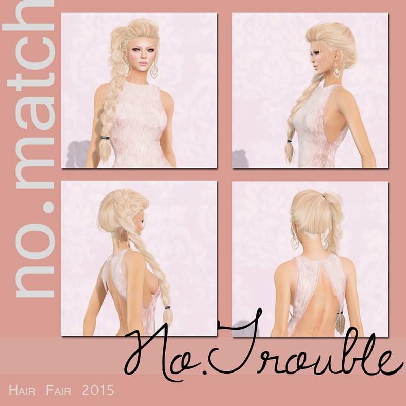 no.match at Hair Fair 2015