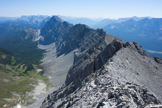 Scrambles - Mt. Tyrwhitt-17