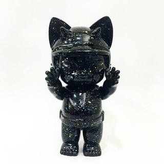 支持本土玩具設計師!!SHON SIDE – Hug Hug Cat 系列【銀河抱抱貓】The Galaxy 正宗臺灣製軟膠登場!!