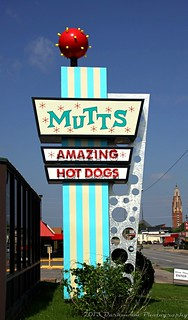 MUTTS AMAZING HOT DOGS