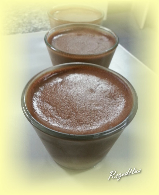 MOUSSE DE CHOCOLATE LIGERAAAAA!!!