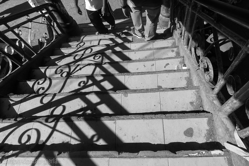 Shadow Stairs, Bankerohan 27 May 2013