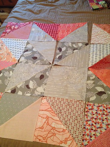 Baby Lucie's Quilt Blanket