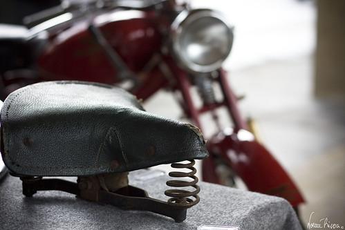 Sillín de moto