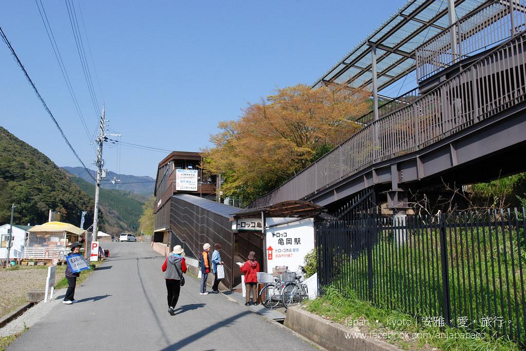 龟冈火车站
