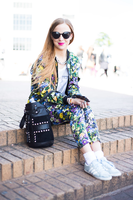Street Style - Joanna, Graduate Fashion Week