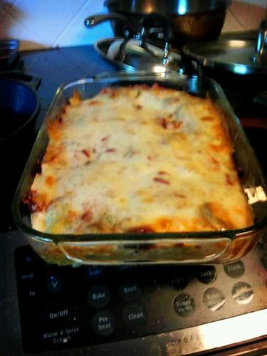 quino lasagna