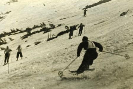 Počátky lyžování v Česku v obrazech