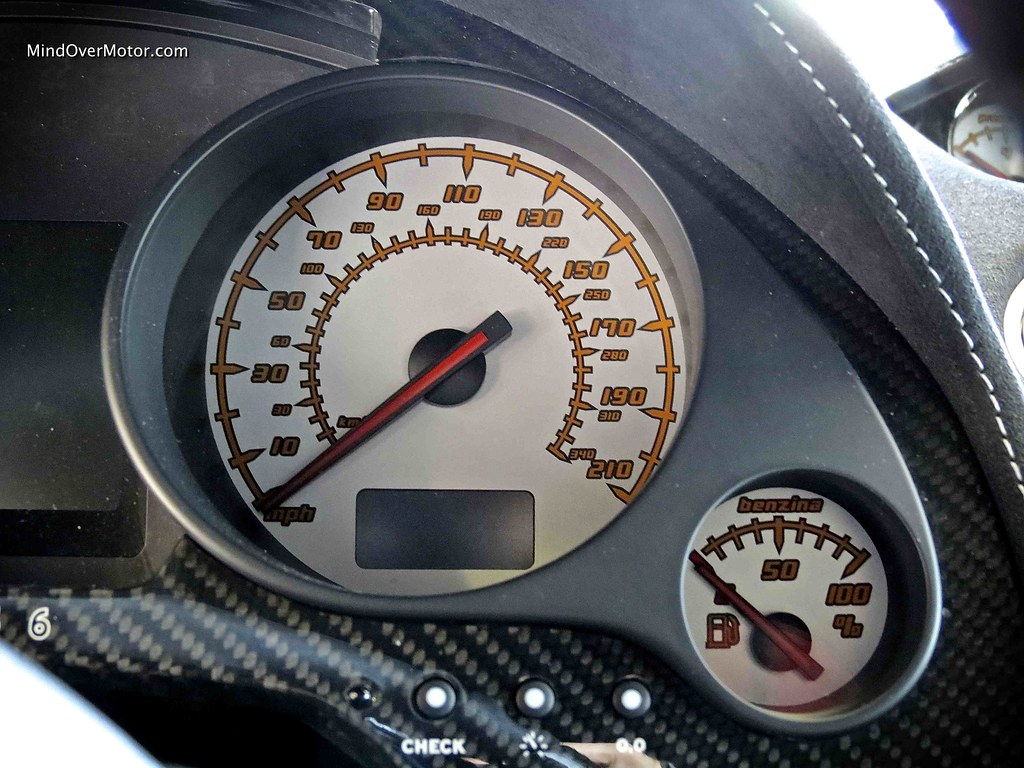 Lamborghini Gallardo LP570-4 Superleggera Speedometer