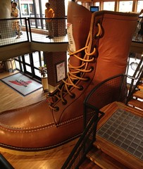 Big Boot, Red Wing Shoes Museum