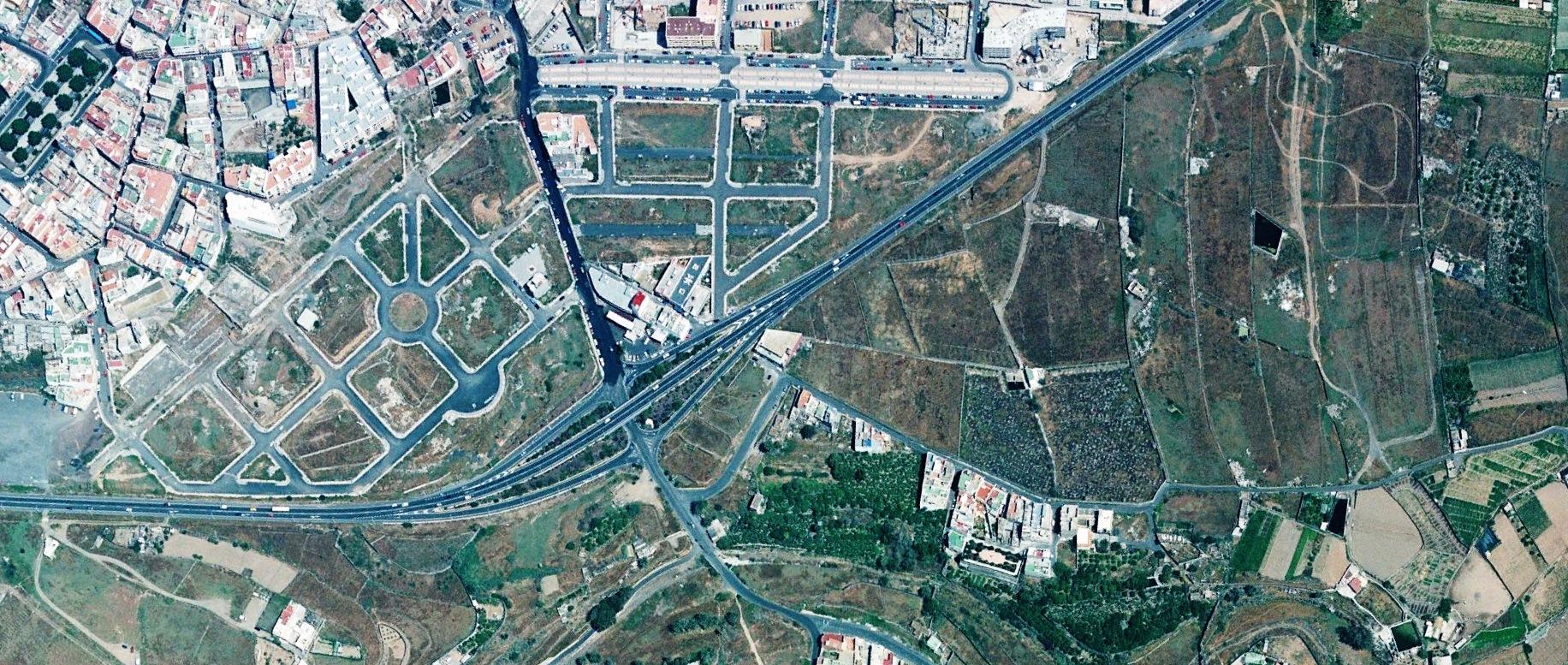 antes, urbanismo, foto aérea, desastre, urbanístico, planeamiento, urbano, construcción,Telde, Las Palmas