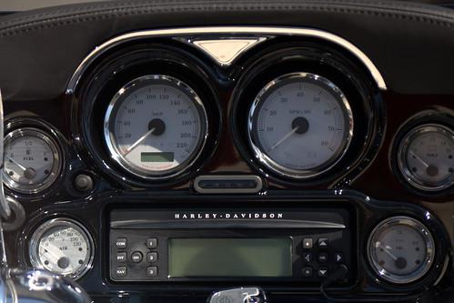 Harley Davidson 110 Console