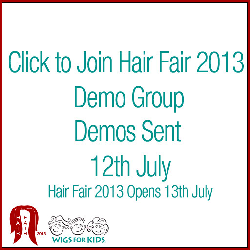 Click to Join Hair Fair Demo Group