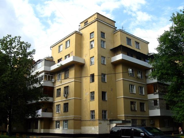 Хавско-Шаболовский жилой комплекс 10