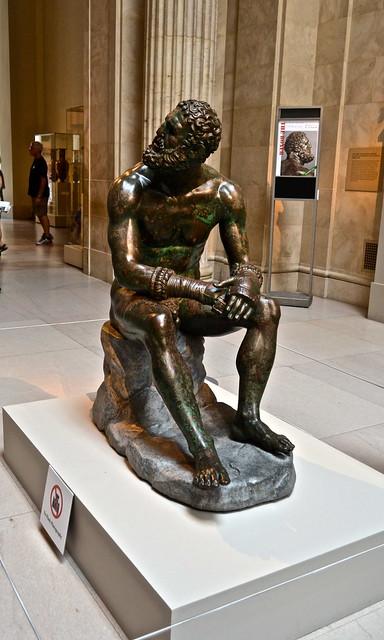 greek art at the metropolitan museum of art
