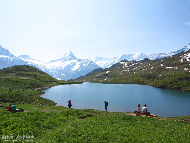 Grindelwald--First--Bachalpsee
