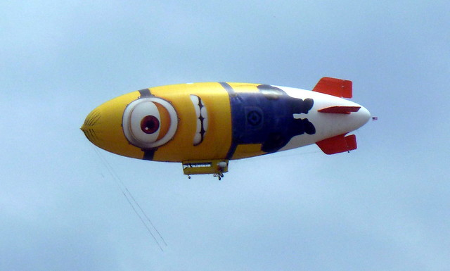 Gru's Floating Minion