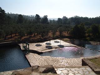 Disfrutar del agua en Extremadura.