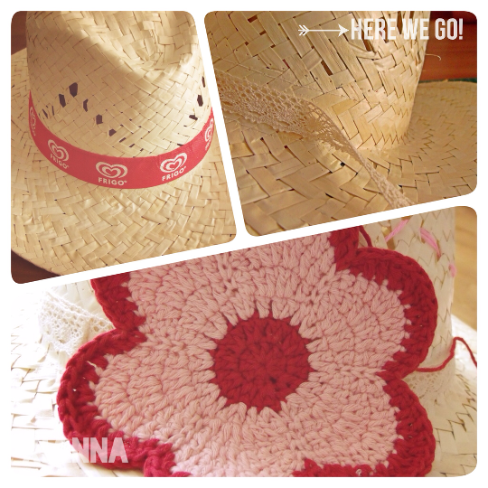 Customized hat / sombrero personalizado