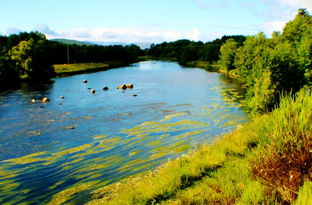 River Spey, Grantown-on-Spey, Scotland