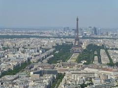 Blick von Turm zu Turm