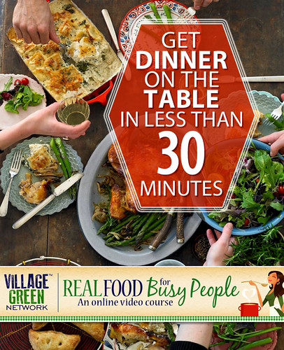 Dinner in 30 Minutes