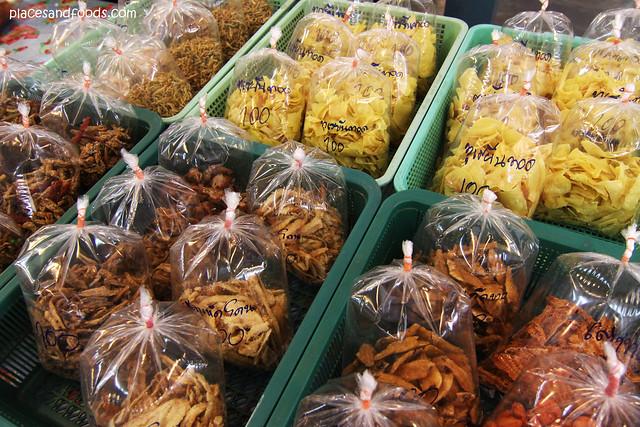 Ban Phe Rayong Food Market tidbits