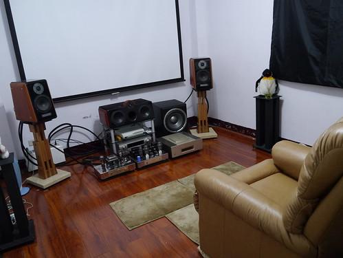 3.7坪空間..打造2CH+AV系統(2013.08.15) - 發燒音響 - 影音討論區