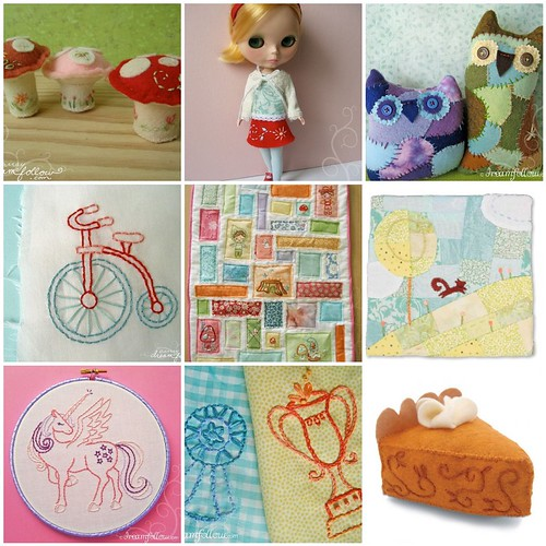 Some free patterns and projects on my blog
