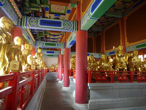Yunnan13-Dali-12. Pavillon des sculptures (10)