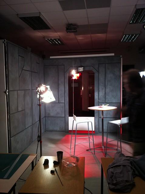'Shift 17' Short Film (behind the scenes)