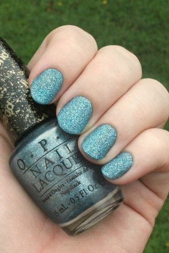 OPI Tiffany Case (textured)