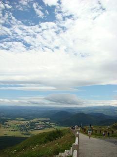 077 Uitzicht vanaf de Puy de Dome