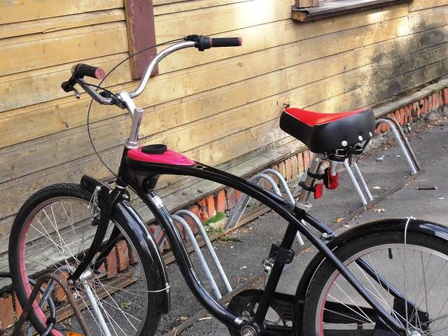 Bike in Pärnu