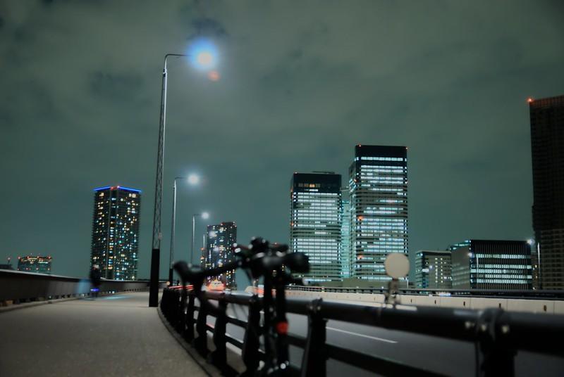 Toyosu ride#1