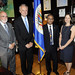 Assistant Secretary General Receives Current and Former Representatives of Canada