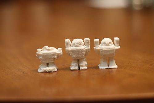 MakerBot prints