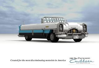 Packard Caribbean Convertible 1955