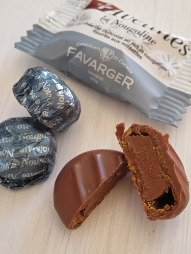 Favarger Chocolate, Geneva, Switzerland