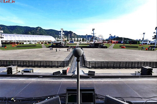 Pre doors Rock in Rio 2014 Photo Lef Carrol IV