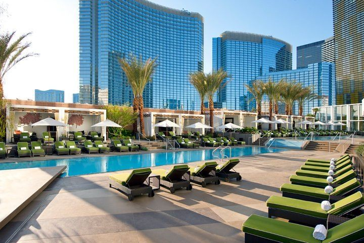 The Residences at Mandarin Oriental Las Vegas