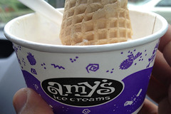 Austin - Amys Ice Cream Raisin Crunch