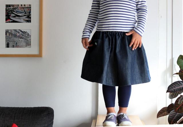 Cubica skirt