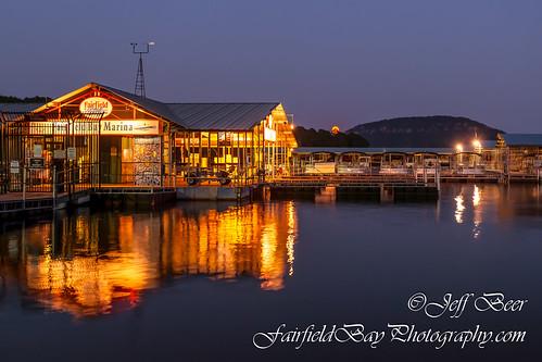 moon lake marina sugarloaf fairfieldbay ffb greersferry